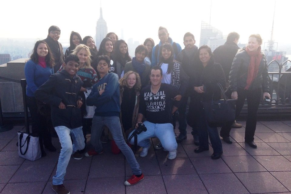 Closed Groups Activities - Junior English course in New York