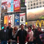 Broadway Walking Tour