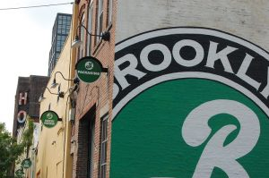 The Brooklyn Brewery, Williamsburg