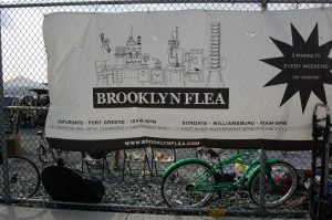 Brooklyn Flea Market, Williamsburg