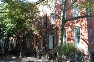 Brownstones, Brooklyn Heights
