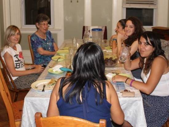 Junior English Summer Program - Accommodation - Summer Junior English camp in New York