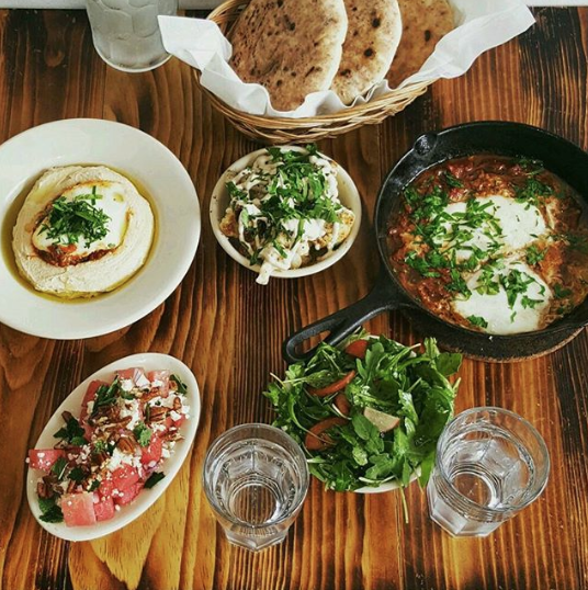 A Few Of Our Favorite Vegetarian And Vegan Friendly Restaurants In Nyc